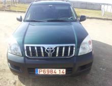 Tojota Lancruiser 120 Prado